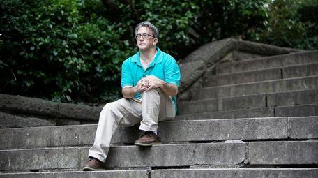 Rich Klein, a former Massapequa Park resident, says