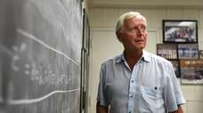 Physicist Peter van Nieuwenhuizen of Stony Brook University,