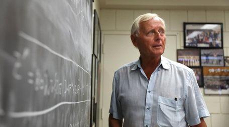 Physicist Peter van Nieuwenhuizen of Stony Brook University,