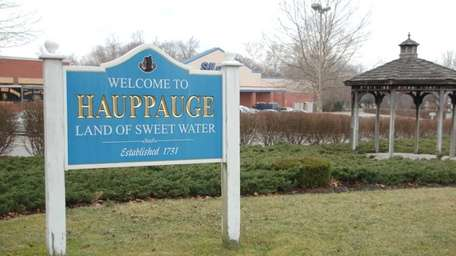 Hauppauge is a hamlet in the Town of