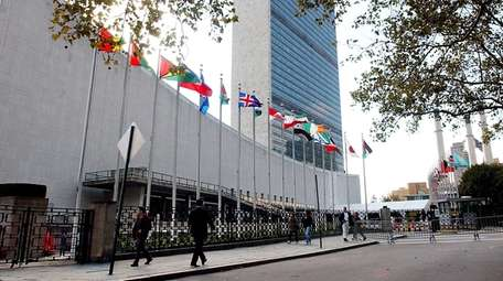 United Nations representatives expressed their concerns over gross