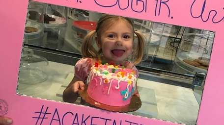 A Cake in Time in Wading River lets