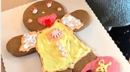 Gingerbread University in Riverhead offers big cookies for