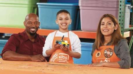 The Home Depot locations across Long Island offer