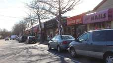 Nassau Boulevard in Garden City South. (Jan. 31,