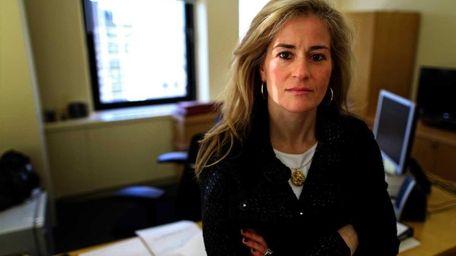 Ellen Biben, who worked in the attorney general's