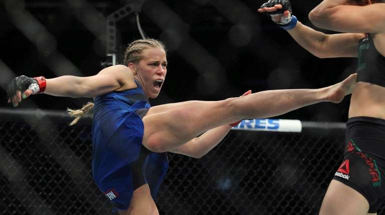 UFC 244: Katlyn Chookagian to face Jennifer Maia in key flyweight bout at Madison Square Garden
