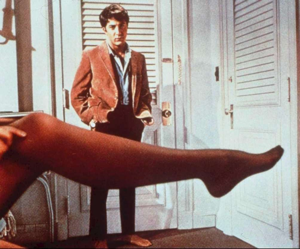 Mike Nichols' 1967 comedy-drama about an aimless college