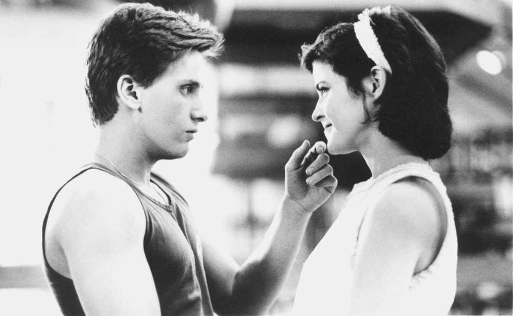Teen flicks were largely about cars and cleavage