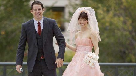 Channing Tatum and Rachel McAdams star in Screen