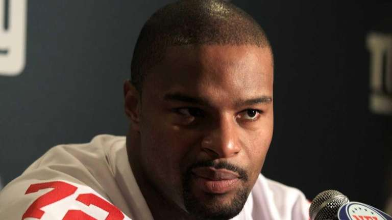 Osi Umenyiora of the New York Giants answers