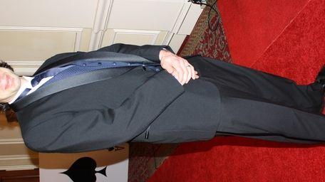 New York Islanders player Matt Moulson at the