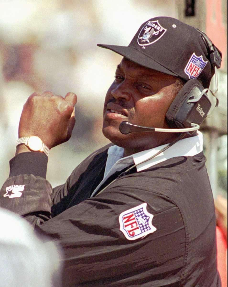 Shell became the first black NFL head coach