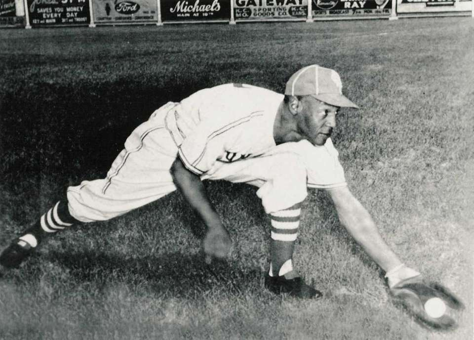 A former star in the Negro American League,