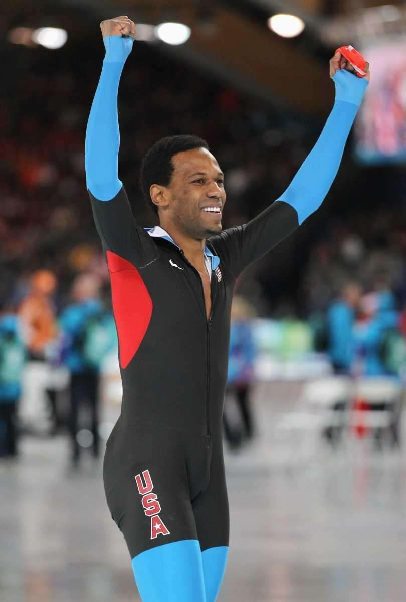 SHANI DAVIS Olympics In 2006, Davis won gold