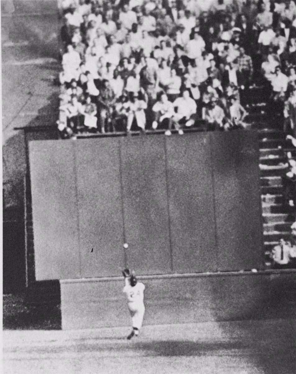 Mays was the first black player to win