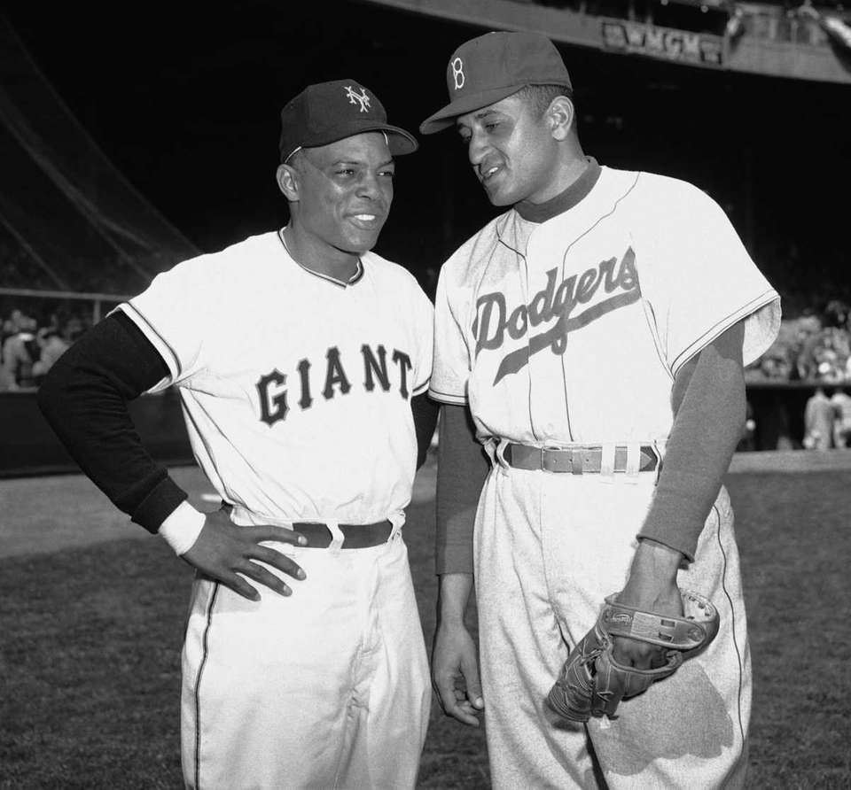 Newcombe was the first black baseball player to