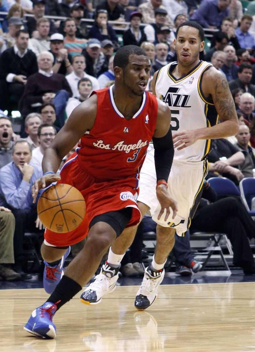 CHRIS PAULLos Angeles Clippers, guard19.2 points per game,