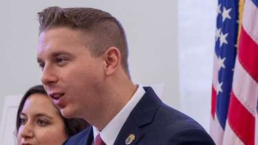 Nassau County Legis. Joshua Lafazan (I-Woodbury)