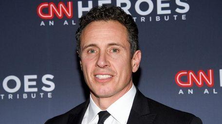 CNN anchor Chris Cuomo attends the 12th annual