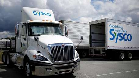 Sysco Corp., a food distributor with annual revenue