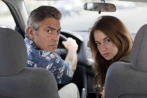 """The Descendants"" was nominated in the 84th annual"