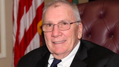 As highway superintendent, Richard Baker oversaw the maintenance