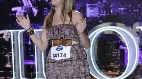 St. Louis contestant Lauren Gray sang Adele's