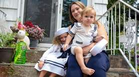 Three Long Island familes share their stories of