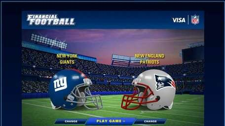 State official touts Financial Football game