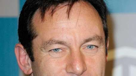 Actor Jason Isaacs stars in the NBC science