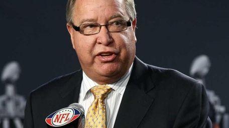 Former NFL quarteback and ESPN analyst Ron Jaworski