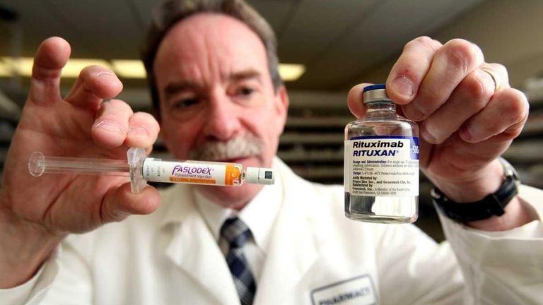 James Abberton, Senior Director of Pharmacy Services for