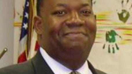 Al Harper, superintendent of the Elmont school district.
