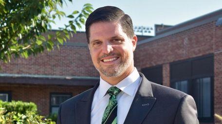 Paul Defendini, superintendent of the Farmingdale school district.