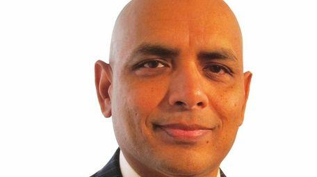 Kishore Kuncham, superintendent of the Freeport school district.