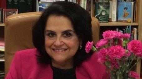 Lucille F. Iconis, superintendent of the Massapequa school