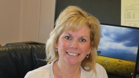 Cynthia Seniuk, superintendent of the North Merrick school