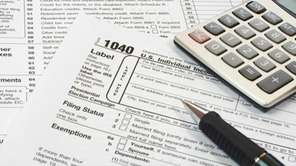 Newsday will hold two live tax chats, Feb.