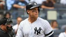 Yankees right fielder Aaron Judge returns to the