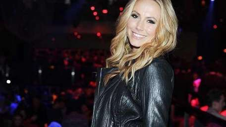 Stacy Keibler in Las Vegas, Nevada. (Denise Truscello/WireImage)