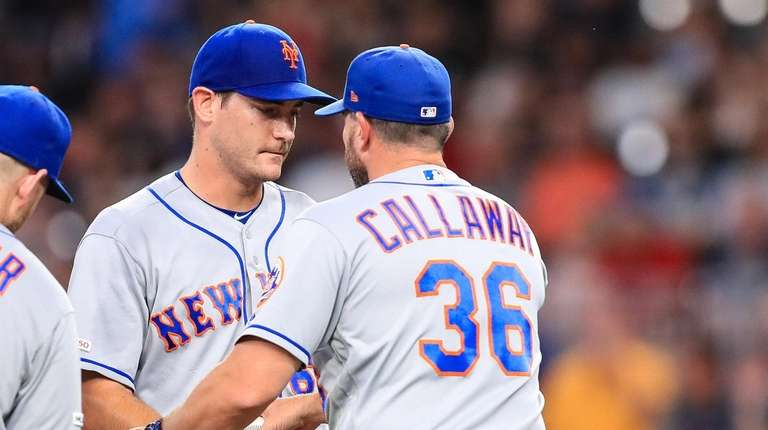 Seth Lugo can't hold lead as Mets drop third in a row with