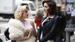 In this image released by NBC, Megan Hilty