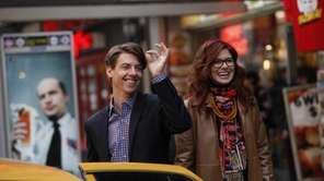 In this image released by NBC, Christian Borle