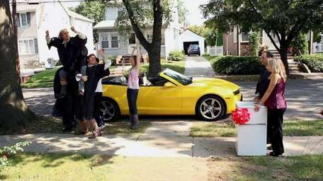 Long Island filmmaker Zachary Borst's short film about