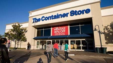 The Container Store is coming to The Gallery