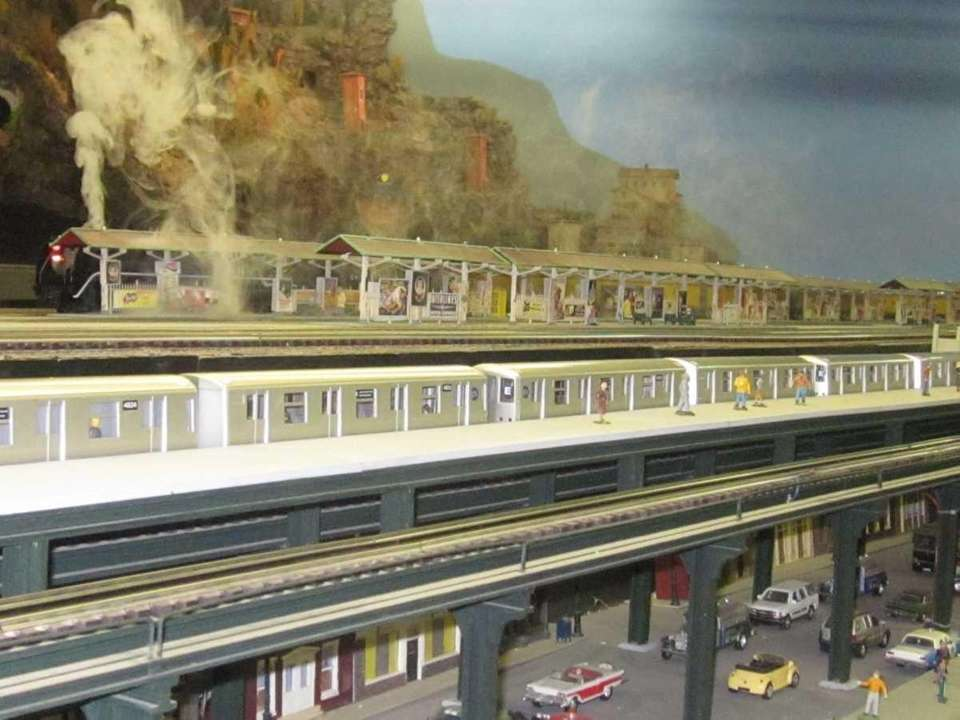 The Train Masters of Babylon held its 18th