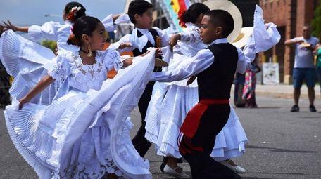 The ninth annual SUMAQ Peruvian Food Festival at