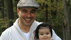 Reader Seth Millman of Oceanside with his daughter,