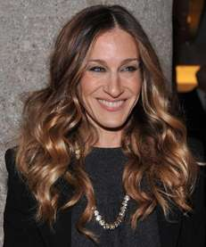 Sarah Jessica Parker attends Ali Wentworth's ?Ali In
